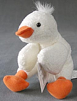 Small Bunny Goose and Duck Plush Toys (Image1)