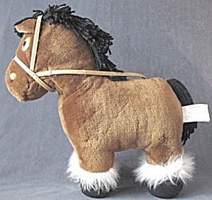 Vintage Cabbage Patch Kids Plush Horse