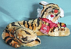 Vintage Tiger Laying Down (Image1)