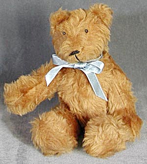 Small Light Brown Jointed Teddy Bear