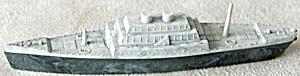 Vintage Plastic Ship (Image1)