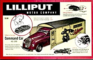 Lilliput Motor Company May 1995 Hobby Catalog