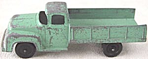 Tootsie Toy Green Ford F700 (Image1)