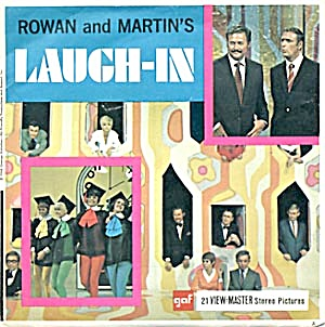 Laugh-In - Rowan and Martin's View-Master Packet (Image1)