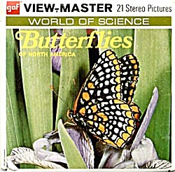 Butterflies of North America View-Master Packet (Image1)