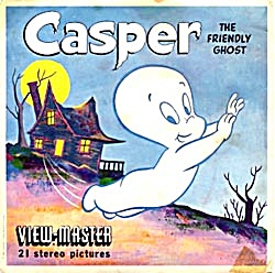 Casper The Friendly Ghost View-Master Packet (Image1)