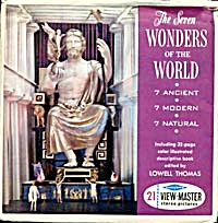 Wonders of the World View-Master Packet (Image1)