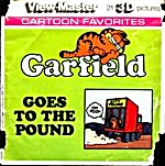 Garfield Goes To The Pound View-Master Packet (Image1)