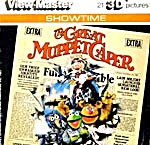 Great Muppet Caper View-master Packet