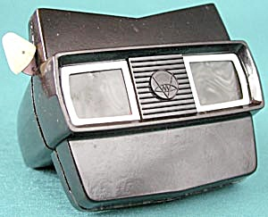 Vintage Model E View-master Viewer