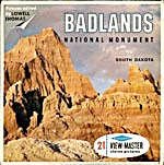 Badlands View-Master Packet (Image1)