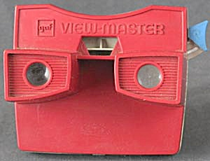 Model G View-Master Viewer (Image1)