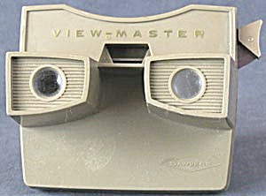 Vintage Model G View-master Viewer