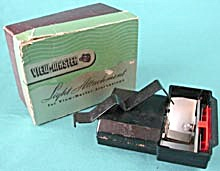Vintage View-master Model C Attachment In Box