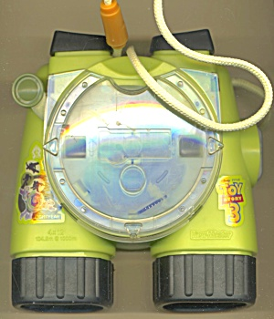 Toy Story 3 & Gaf View-master Viewer