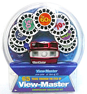 Gift Set - 65 Year View-master - Anniversary Set