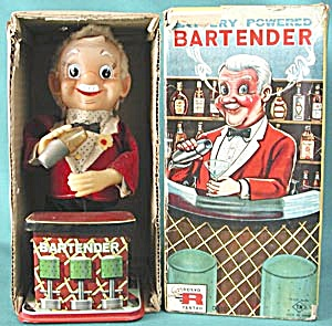 Rosko Battery Powered Bartender