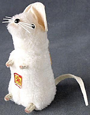 Vintage Carl Wind Up Mouse