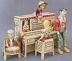 Vintage Li'l Abner and his Dogpatch Band (Image1)