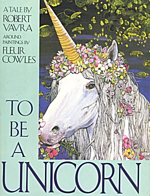 Vintageto Be A Unicorn First Edition