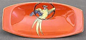 Vintage Noritake  Parrot Pin Tray (Image1)