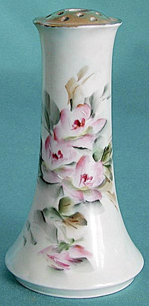 Vintage Hand Painted China Hat Pin Holder (Image1)