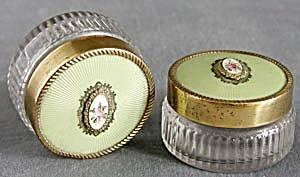Vintage Vanity Jars (Image1)