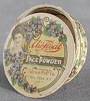 Vintage Air Float Face Powder Box (Image1)