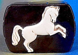 Art Deco Horse Box