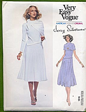 Vogue American Designer Original by Jerry Silvermen (Image1)