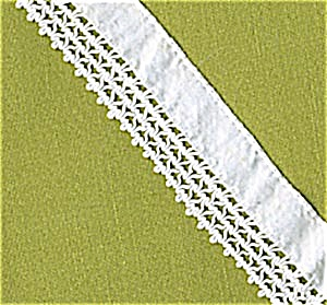 Vintage White Cotton Trim (Image1)