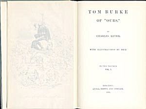 "Tom Burke, ""of Ours"" 2 Volumes"
