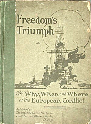 Vintage Freedom's Triumphthe Why, When & Where Of The