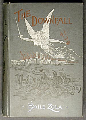 Vintage Novel The Downfall (Image1)