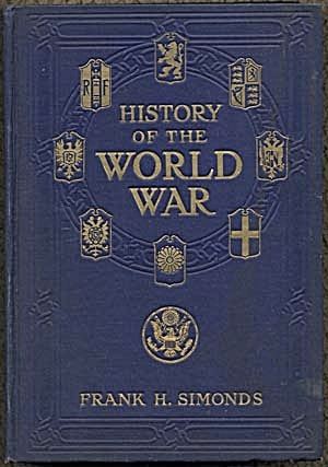 History of the World War 4 volumes (Image1)