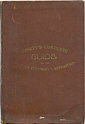 Conkey's Guide World's Columbian Exposition (Image1)