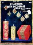 Simplified Decorating With Decopage