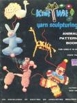 Knit Wit Yarn Sculpturing