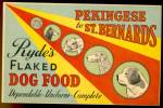 Click here to enlarge image and see more about item ADGEN119: Ryde's Flaked Dog Food