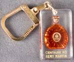 Click here to enlarge image and see more about item ADKEY156: Remy Martin Xo Centaure Cognac  Key Chain