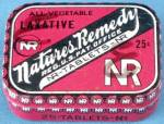 Vintage Nature's Remedy Tin