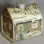 Click to view larger image of Vintage Maple Syrup Tin (Image2)