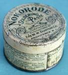 Click here to enlarge image and see more about item ADTIN75: NOKORODE Brand Soldering Paste Tin