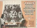 Click here to enlarge image and see more about item AF67: Vintage Chunky Chocolate Crunch Cookie Box