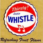 Advertising Decal for Whistle Soda