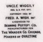 Click to view larger image of Uncle Wiggily Ovaltine Advertising Mug (Image3)
