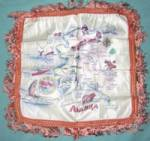 Click here to enlarge image and see more about item ASP83: U S Army Military World War II Alaska Pillow Cover