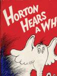Click here to enlarge image and see more about item B1E21: Horton Hears a Who!