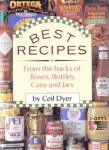 Best Recipes From The Backs Of Boxes,Bottles, Cans And