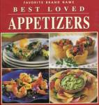 Click here to enlarge image and see more about item BCG15: Favorite Brand Name Best Loved Appetizers Cookbook